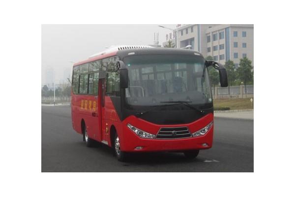 东风超龙EQ6770LTV客车(柴油国五24-31座)