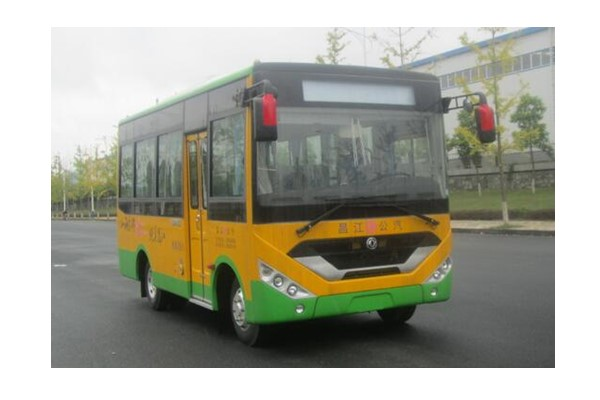 东风超龙EQ6609LTV客车