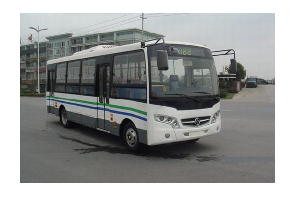亚星JS6660GHBEV公交车
