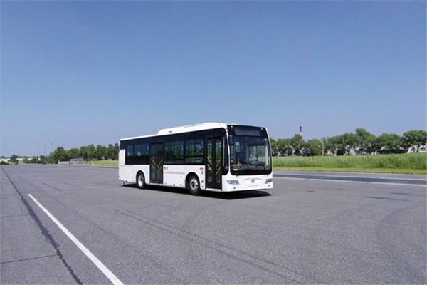一汽CA6110URBEV82公交车