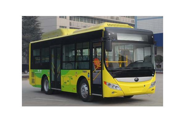 宇通zk6850chevnpg35插电式公交车(天然气/电混动国五