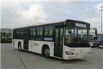 海格KLQ6129GAE6公交车(柴油国五24-52座)