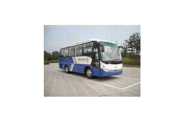 海格KLQ6856KQE51客车(柴油国五24-37座)