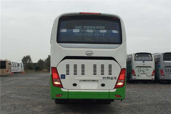 海格KLQ6122ZAE51客车(柴油国五24-72座)