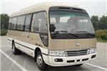 海格KLQ6702Q40客车(汽油国四10-23座)