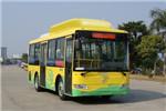 金旅XML6775J15C公交车(柴油国五10-27座)