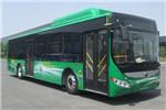 宇通ZK6125CHEVNPG29插电式公交车(天然气/电混合动力国五10-40座)