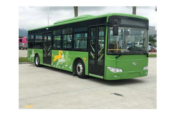 金龙XMQ6106AGBEVL4公交车(纯电动10-40座)