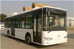 金龙XMQ6106AGBEVM1公交车(纯电动10-40座)