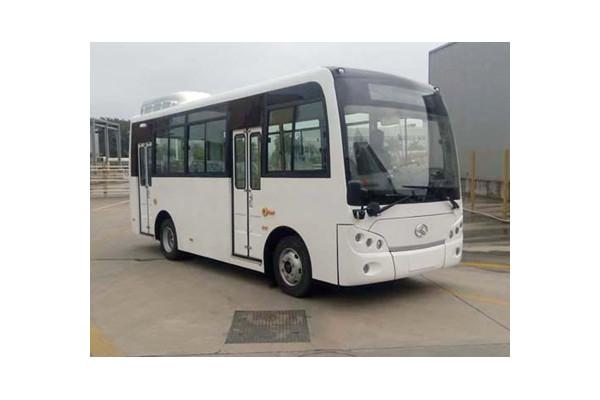 金龙XMQ6662AGBEVM1公交车(纯电动10-22座)