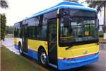 金龙XMQ6850AGBEVL5公交车(纯电动10-30座)
