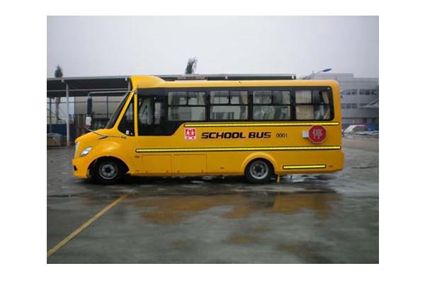 金龙XMQ6730ASD5小学生专用校车(柴油国五24-37座)