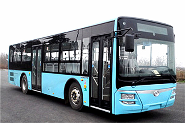 蜀都CDK6116CED5R公交车(柴油国五19-41座)