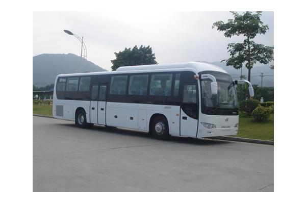 金龙XMQ6120BGN5公交车(天然气国五10-56座)