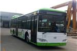 金龙XMQ6127AGCHEVN56公交车(天然气/电混动国五10-46座)