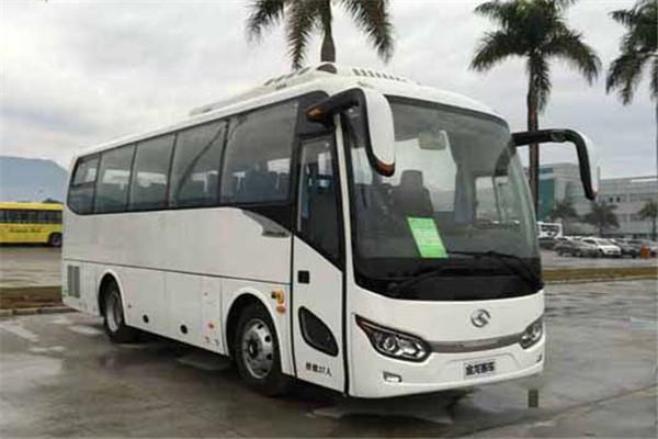 金龙XMQ6879AYD5B客车(柴油国五24-37座)