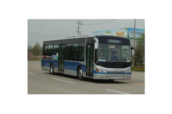 中通LCK6126PHENV公交车(天然气国五10-48座)