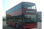 比亚迪BYD6100LSEV双层公交车(纯电动14-62座)