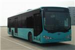 比亚迪CK6120LGEV1公交车(纯电动17-27座)