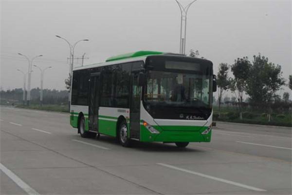 中通LCK6850PHEVNG公交车(天然气/电混动国五10-31座)