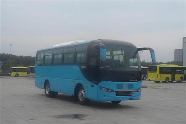 中通LCK6108D5A客车(柴油国五24-49座)