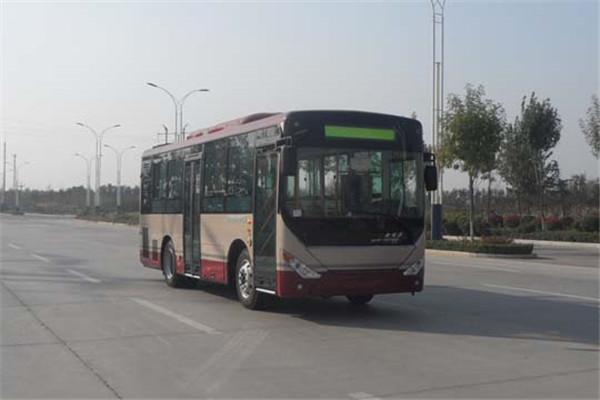 中通LCK6850PHEVG1插电式公交车(柴油/电混动国五10-31座)