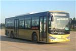 安凯HFF6123G03CHEV-2插电式公交车(天然气/电混动国五25-40座)