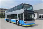 安凯HFF6122GS03EV双层公交车(纯电动40-68座)