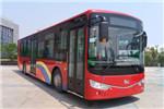安凯HFF6126G03CHEV-1插电式公交车(柴油/电混动国五25-40座)