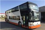 安凯HFF6110GS01CE5双层公交车(天然气国五30-48座)