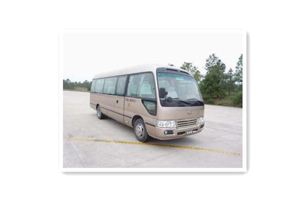 安凯HFF6700KQE4FB1客车(汽油国四10-23座)