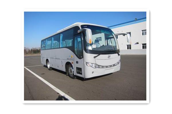 黄海DD6857C10客车(柴油国五23-41座)