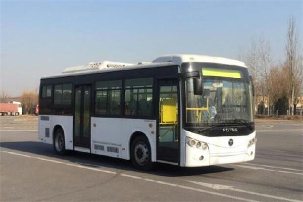 福田欧辉BJ6851EVCA-8公交车(纯电动10-31座)