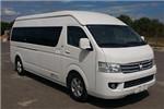 福田图雅诺BJ6609U2DDA-V4轻型客车(柴油国五10-18座)