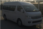 福田欧辉BJ6549B1DXA-A1轻型客车(汽油国五10-14座)