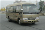 东风EQ6701LTV客车(柴油国五10-23座)