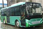 五洲龙FDG6851EVG9公交车(纯电动10-28座)