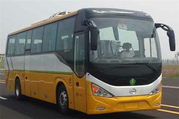 五洲龙FDG6112EV4客车(纯电动24-48座)
