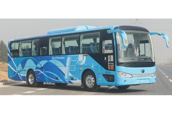 宇通ZK6115BEVY51客车(纯电动24-60座)