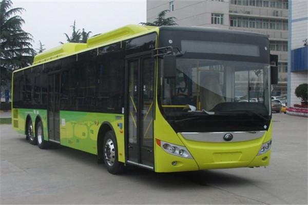 宇通ZK6140CHEVNPG5插电式公交车(NG/电混动国五10-48座)