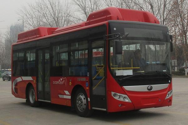 宇通zk6850chevnpg33插电式公交车(天然气/电混动国五