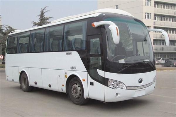 宇通ZK6908HQ5Y客车(柴油国五24-41座)
