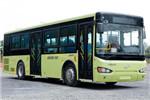 海格KLQ6109GAHEVE5K插电式公交车(柴油/电混动国五24-39座)