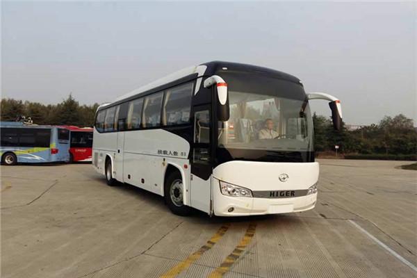 海格KLQ6112ZAE50客车(柴油国五24-53座)