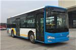 金旅XML6105JHEVD5CN2插电式公交车(天然气/电混动国五20-40座)