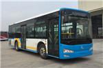 金旅XML6105JHEVD5C插电式公交车(柴油/电混动国五20-40座)