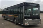 金旅XML6125JHEVD5C插电式公交车(柴油/电混动国五10-46座)