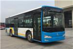 金旅XML6105JHEVG5CN5插电式公交车(天然气/电混动国五20-40座)