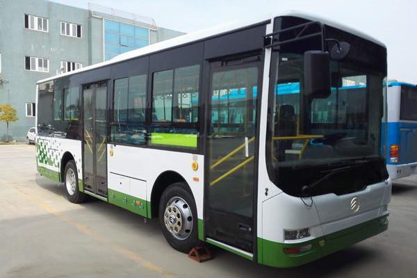 金旅XML6855JHEVD5C1插电式公交车(柴油/电混动国五10-31座)