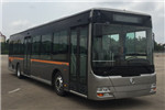 金旅XML6125JHEVD5CN插电式公交车(天然气/电混动国五10-46座)